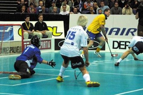 Floorball – © Wikimedia Commons