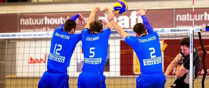 Vier voorspellingen over de afloop van het volleybalseizoen