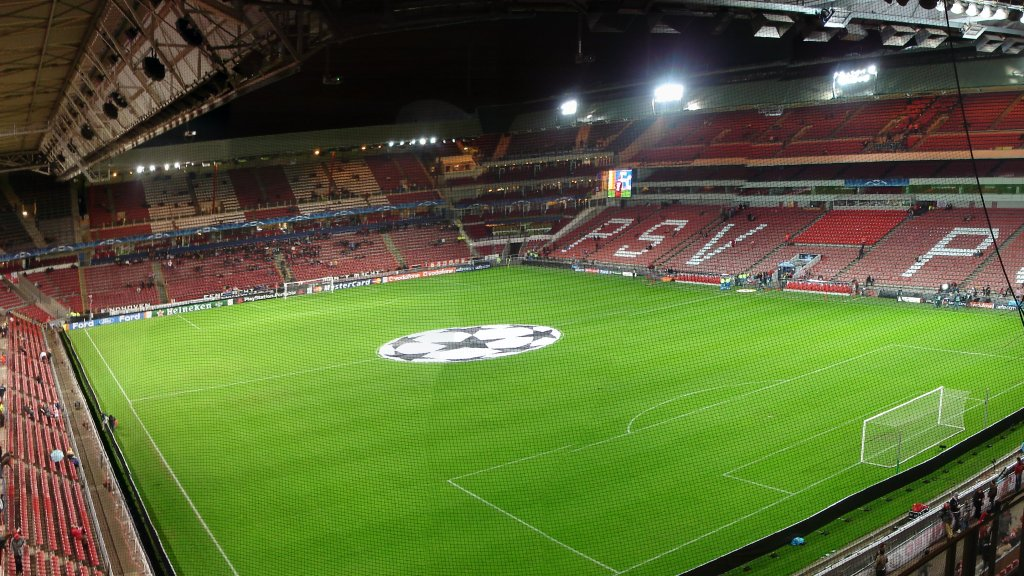 Philips Stadion – © Wikimedia Commons