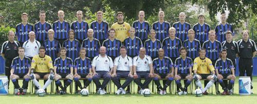 Club Brugge 2004-2005