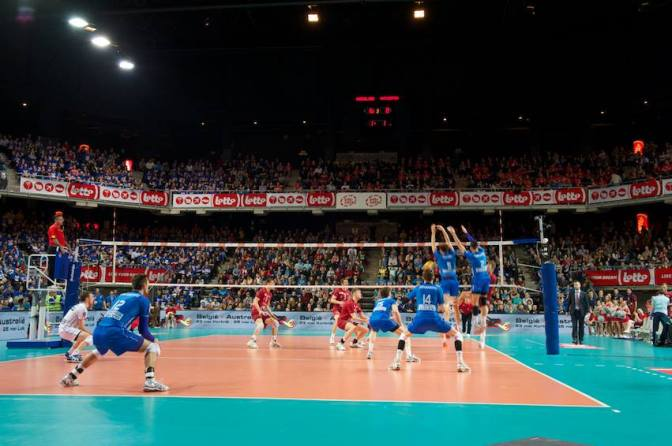 Zeven redenen waarom volleybal dé sport van 2015 wordt