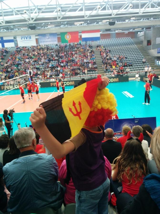 Vergeet voetbal, Bring Team Belgium Home