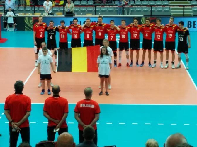Belgische volleybalweelde