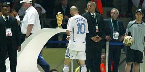Soccer - 2006 FIFA World Cup Germany - Final - Italy v France - Olympiastadion - Berlin