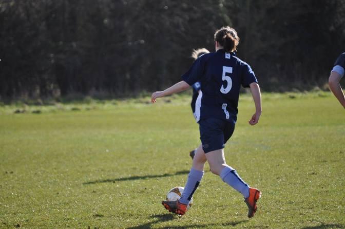 In vuur en vlam voor vrouwenvoetbal