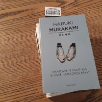 Murakami over hardlopen